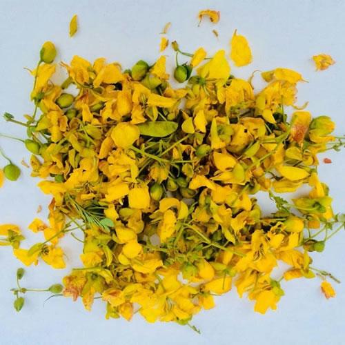 Avaram Poo (Raw Form) /Dried Tanner Flower / ஆவாரம் பூ