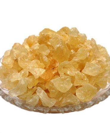 Badam Pisin / Almond Tree Gum /  பாதாம் பிசின்