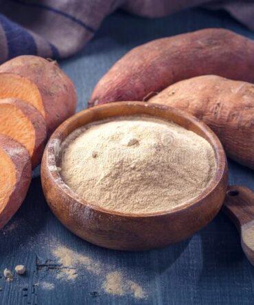 Boomi Sakkaravalli Kilangu Podi / Sweet Potato Powder/பூமி சக்கரை கிழங்கு பொடி