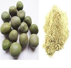 Bonduc Nut, Fever Nut, Nicker Nut Powder / Kalarchi Kaai Podi/  கழிச்சிக்காய் பொடி