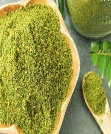 Karuvepillai (Podi)/ Curry Leaves Powder / கருவேப்பிலை