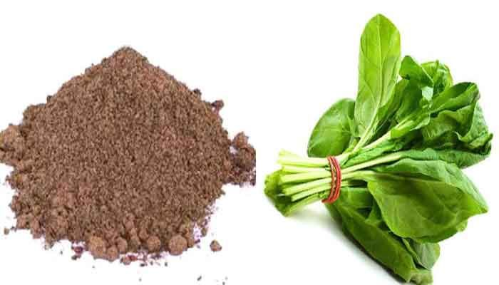 Kashinikeerai(Podi) / Chicory Leaves Powder/காசினிக்கீரை