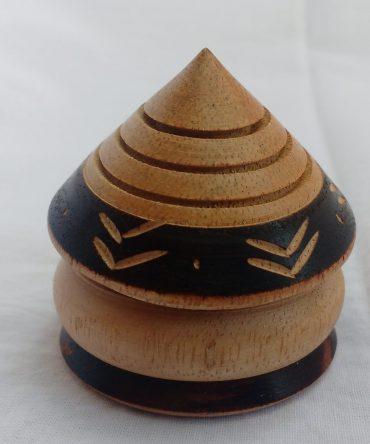 Wooden Kunguma Chimil