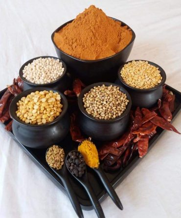 Sampar podi/Sampar powder