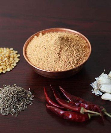 Paruppu podi/kandi podi recipe/ Lentil Powder/Gun Powder