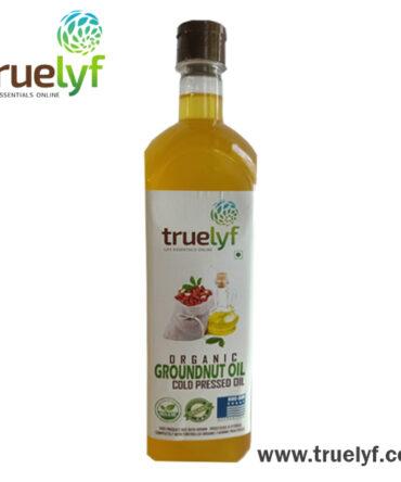 Premium Groundnut Oil / Cold Pressed